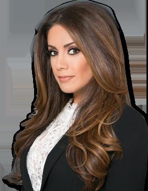 Agent Jasmine Motazedi